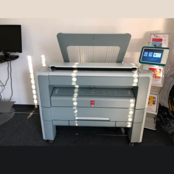 Océ PlotWave 360 MFP (Plotter und Color-Scanner)
